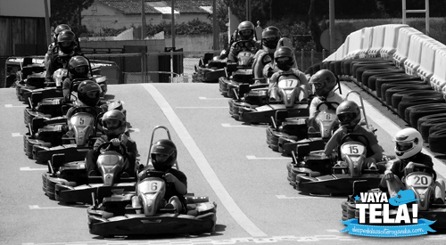 Karting en Gandia