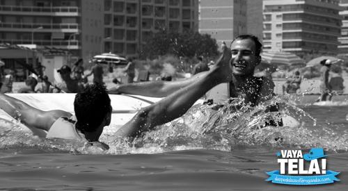 Actividades acuáticas en Gandia