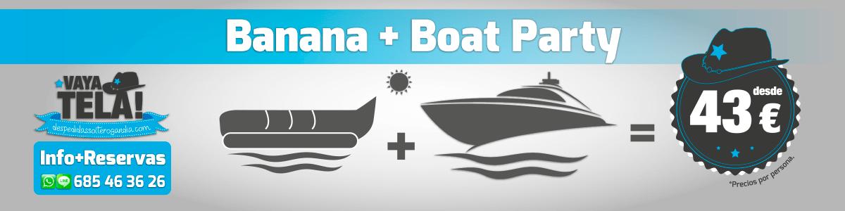 Boat Party en Gandia
