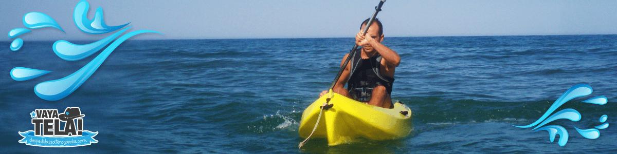 Actividades acuaticas para despedidas en Gandia
