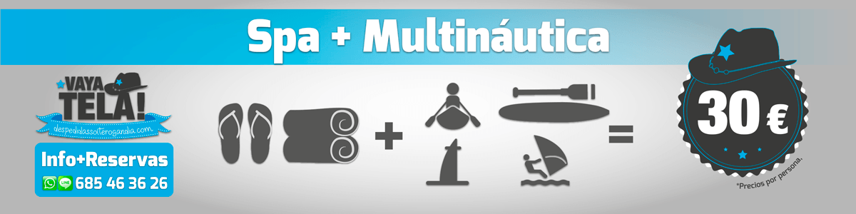 Spa + Multináutica