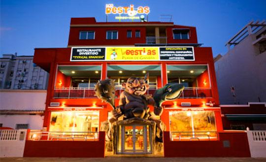 Restaurante para despedidas en Gandia