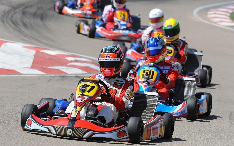Circuito Karting : Circuito de karting gandia