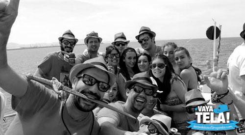 Fiesta En Catamarán Gandia